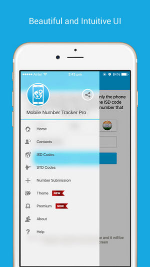 free cell phone locator app by Mobile Number Tracker Pro