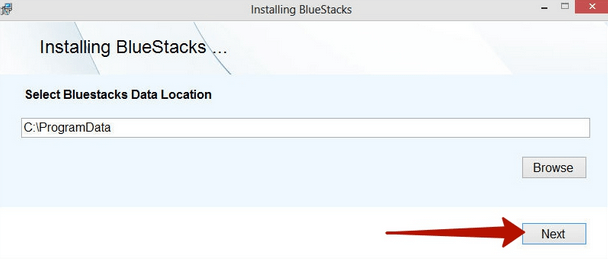 bluestacks install2