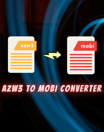 5 Best Free AZW3 to MOBI Converter Software For Windows