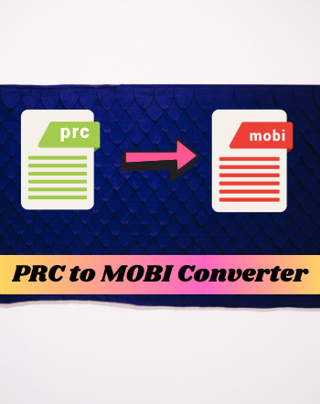 6 Best Free PRC to MOBI Converter Software For Windows