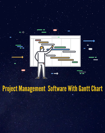6 Project Management Software With Gantt Chart For Windows